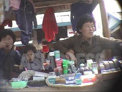 (2003年4月両江道恵山市 アン・チョル撮影)
