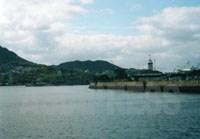 【護衛艦「さわぎり」の母港、海上自衛隊佐世保基地】