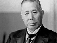 【1927年、第26代内閣総理大臣となった田中義一】