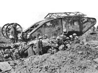 【戦車や飛行機などが投じられ近代戦の「幕開け」となった第1次世界大戦】