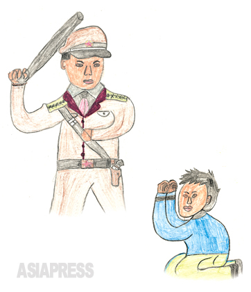 何の罪を犯したといって… 「おい、お前中国に行って南朝鮮の安企部と内通しただろう」 「いいえ、一度も中国へなんて行ったことありません」 豆満江を渡って来て北朝鮮の安全員に見つかり、手錠をかけられ殴りつけられる。 ―キルス
