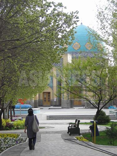 タルビヤテ・モダッレス大学のキャンパス