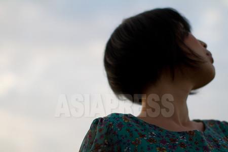 今年1月刊行の手記「日本に生きる北朝鮮人 リ・ハナの一歩一歩」は多くのメデイアに取り上げられた。