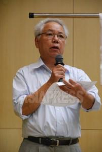 阪口徳雄弁護士 写真 アジアプレス