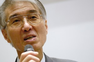 京都大学原子炉実験所・助教の小出裕章さん