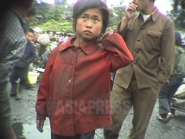 <動画・北�鮮>性的被害���ホームレス�少女��