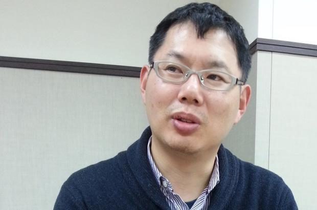「9条に平和主義を迎えたのは日本人」と話す大阪大大学院助教の北泊謙太郎さん