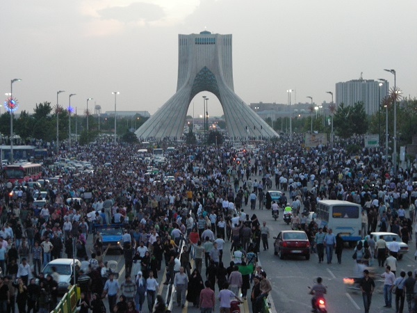 【連載】イランを好きですか?[大村一朗]~テヘラン、8年の家族滞在記~58 騒乱の中で(12)