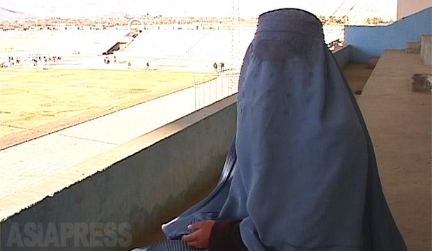 <特選アーカイブ>アフガニスタン~「ザルミーナ」公開処刑された女性を追って(3)写真3枚 【玉本英子】