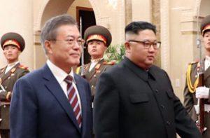 <北朝鮮内部>ミサイル発射は新兵器の開発テストと幹部に説明 文政権を臆病者と連日非難