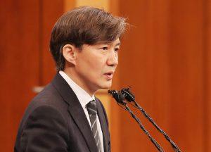 <最新世論調査>チョ・グク法相任命、不支持が6割に近づく 文大統領の支持率も冴えず MBC放送