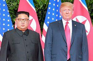 <北朝鮮内部>「トランプ弾劾されて制裁解除」説が拡散 経済難深刻で多くが期待