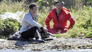<最新写真報告>北朝鮮―中国国境を行く(1) 鴨緑江を遡上して見えたもの