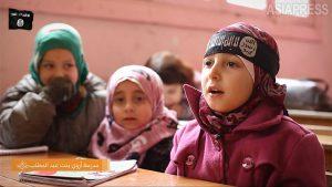 <シリア>ISの過激教育恐れ、学校行けず(写真8枚)