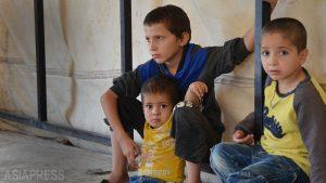<シリア>忘れられた戦争の犠牲者、残されたIS孤児たち(写真12枚)