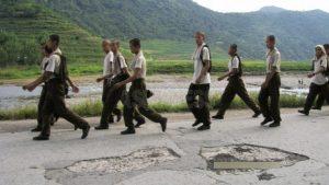 北朝鮮でコロナ第2波発生か(2)平壌南方の軍部隊で兵士を集団隔離 クラスターの可能性
