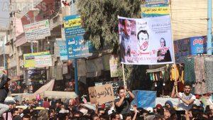 【シリア最新写真報告】IS拠点都市だったラッカで マクロン・フランス大統領発言抗議デモ(写真8枚)