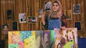<シリア内戦>イドリブの若者たち(3)女子大生「戦争でもあきらめない。夢はセラピスト」(写真6枚)
