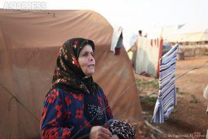 <シリア>避難民女性から届いた写真 テントでの過酷な生活とは(イドリブ最新写真8枚)