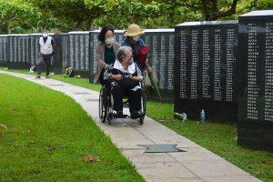 <沖縄戦・渡野喜屋事件>「戦争は人を変える」住民虐殺 母の証言語り継ぐ