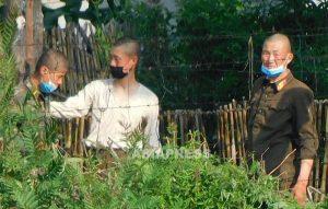 <北朝鮮内部>消毒薬が来た! コロナ対策が改善 住民は「ニンニク食べればかからない」
