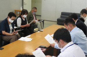 吹き付けアスベスト見落としの大阪・堺市 「対策徹底の条例を」と被害者団体が要望