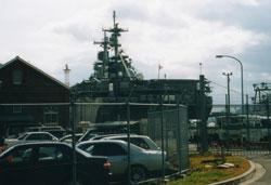 米海軍佐世保基地