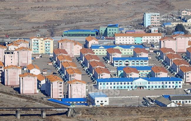 【写真特集】北朝鮮のアパート