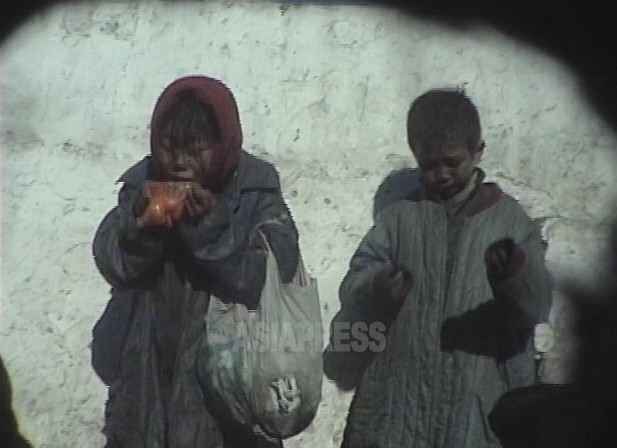 【写真特集】大飢饉時代の少女たち(1)
