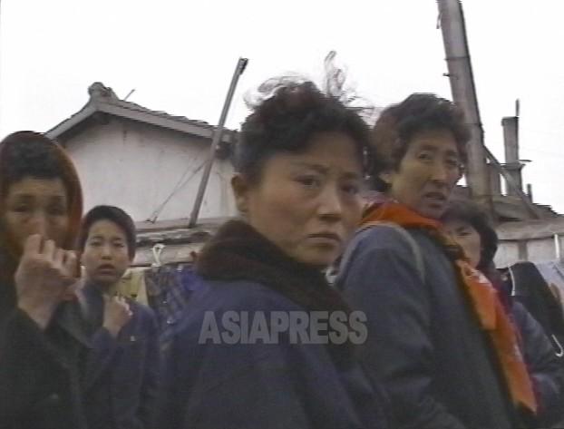 【写真特集】大飢饉時代の女性たち(1)