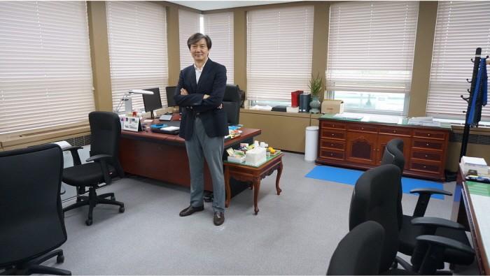 【写真特集】チョ・グク氏