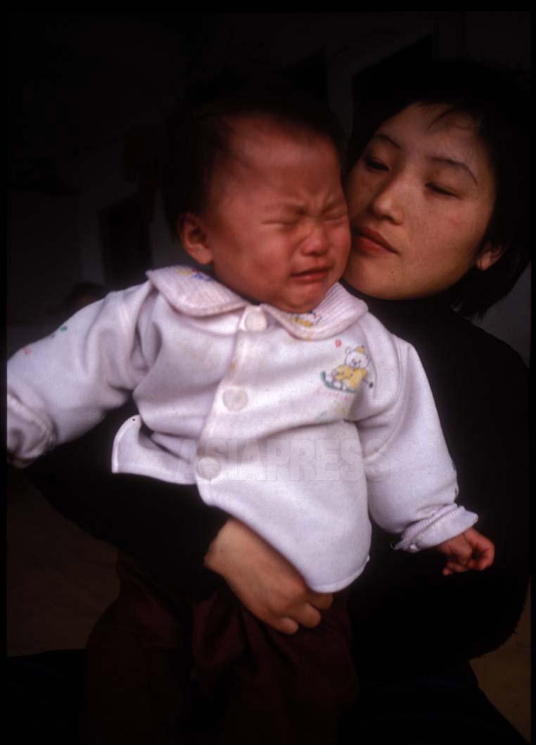 【写真特集】北朝鮮から逃れた脱北者たち(1)