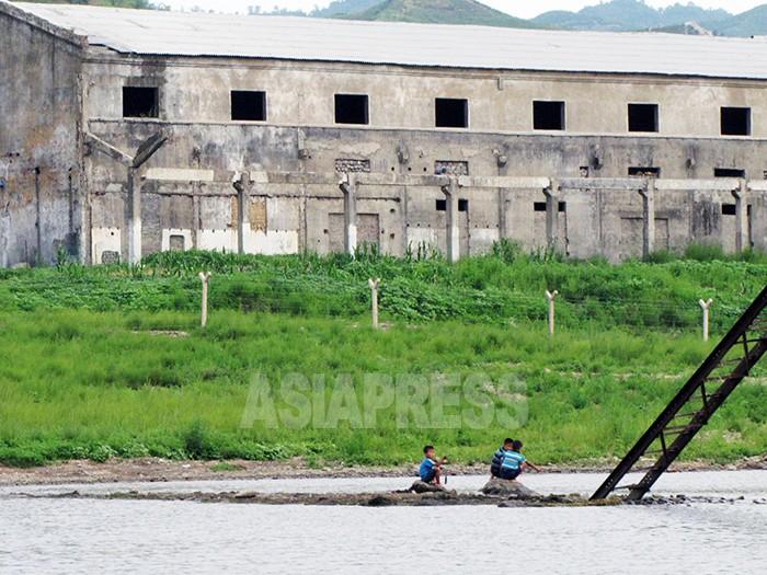 【写真特集】経済難で廃墟になった工場群(2)