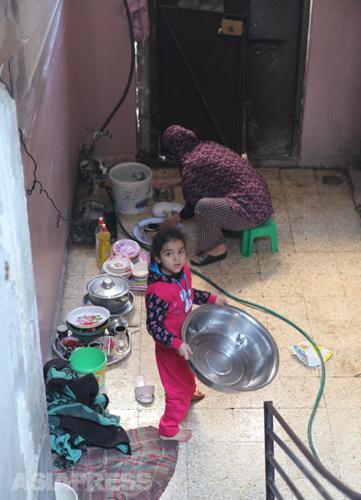 古居みずえのパレスチナを見つめる眼 (2)