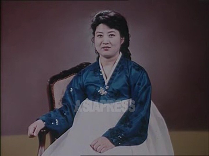 【写真特集】金正恩氏の母・高ヨンヒ氏の姿
