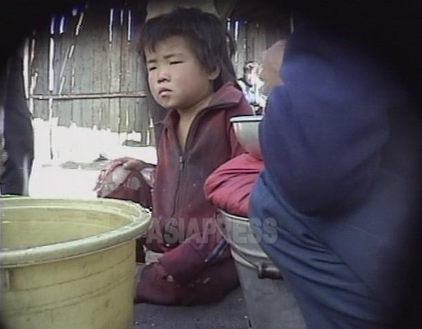 【写真特集】90年代大飢饉の茂山郡の様子