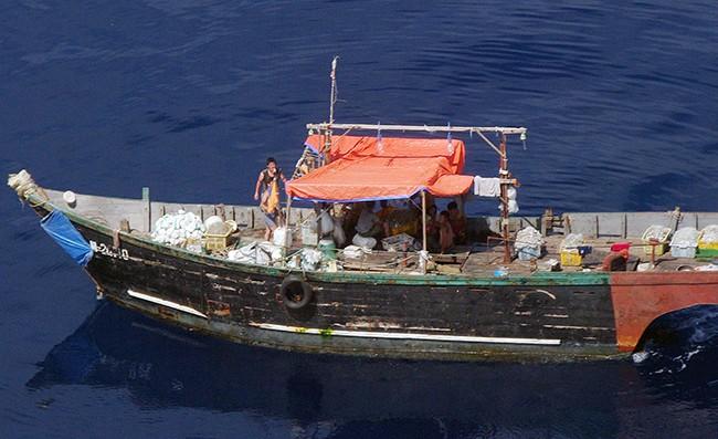 【写真特集】日本に押し寄せる北朝鮮の漁船
