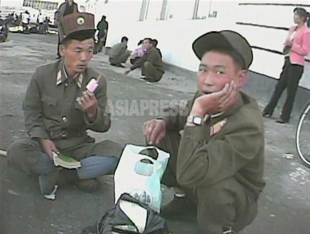【写真特集】これが朝鮮人民軍の日常 (1)