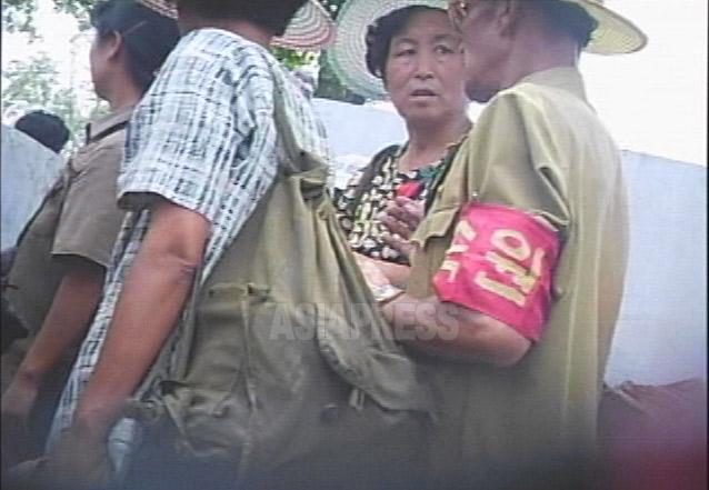 <北朝鮮>外国人が絶対に見られない平壌の裏通り
