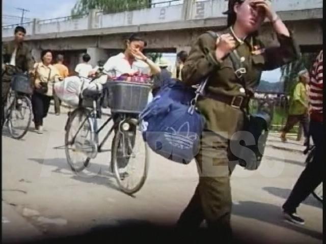 【写真特集】朝鮮人民軍兵士たちの素顔