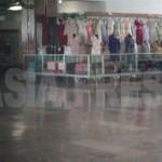 찾는 사람이 없어 조용한 평양 제1백화점의 여성복 매장 (사진은 모두 2011년 9월 구광호 촬영)