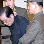 2013년 12월12일 국가안전보위부 특별군사재판에서 사형 판결을 받은 장성택 (조선중앙통신에서 인용)