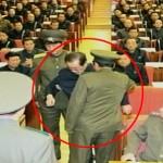 북한이 공개한 장성택의 체포 장면