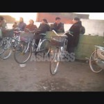 일본 중고 자전거 장사군