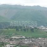 무산광산은 일찍이 아시아 최대의 노천 철광산이라고 불리었다.