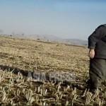 (참고사진) 연쇄 살인 사건이 있었던 곳은 '22호 정치범 수용소' 철거지의 농촌이었다. 사진은 평안북도의 농촌. 촬영 2012년 11월 (아시아프레스)