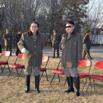 "Chang Sung-taek is standing in a dignified manner beside Kim Jong-un who is visiting the training field of the mounted company under the direct control of the 534 troops. A number of videos or photos of the day showed that Kim Jong-un and Chang Sung-taek rode horses along with Chang's wife Kim Kyung-hee or Kim's sister Kim Yeo-jung. Chang could be viewed as a major figure in the sacred royal family through the footage showing ""a day of horse riding by the royal family."" (Quoted from November 19, 2012 of Chosun Choongang Press)"