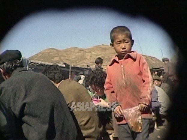 <Inside N. Korea>  Children in the Age of Great Famine (Part 4)
