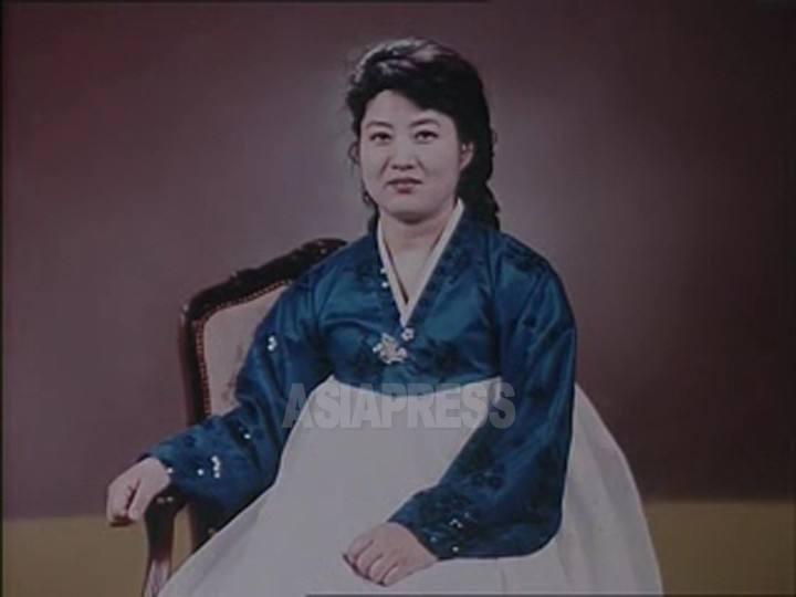 <Inside N. Korea> Kim Jong-un's mother, Ko Young-hui.>